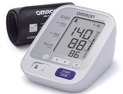 Омрон, Omron M3 автоматичен апарат за измерване на кръвно..