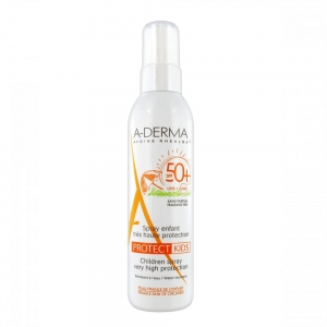A-Derma Protect kids SPF50+ спрей за деца 200ml