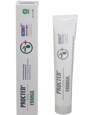 Проктен крем, Procten cream Erbagyl 40 ml