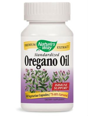 Риган  Mасло, Oregano Oil 50 мг 60 капсули