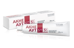 Акне Аут БП 5% гел, Acne Out BP 5% gel  при лечение на акне