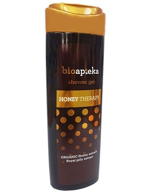 Биоаптека, Bioapteka Honey Therapy душ гел с мед 250 мл