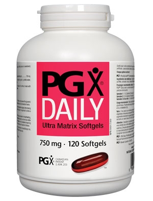 Дейли Ултра, PGX Daily, Ultra Matrix 750 мг 120 софтгел капсули
