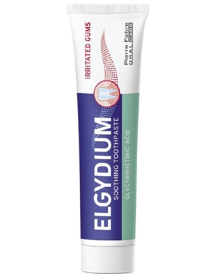 Елгидиум, Elgydium Irritated Gums паста за зъби  75 мл