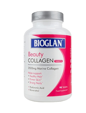 Биоглан бюти колаген, Bioglan Beaty Collagen 90 таблетки