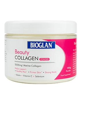 Биоглан бюти колаген, Bioglan Beaty Collagen прах 151 гр