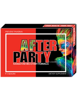 Афтър парти, After party 8 капсули