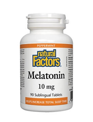Мелатонин, Melatonin 10 мг 90 таблетки