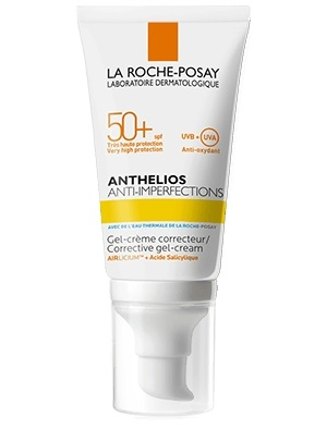 Ла Рош Позе, La Roche Posay Anthelios Anti-imperfections SPF 50 + коригиращ гел-крем 50 мл