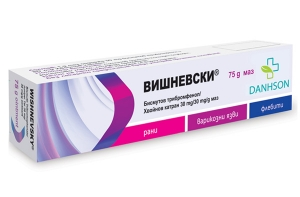 Вишневски, Wishnevsky маз 75g