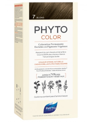 Фито, Phyto Phytocolor боя за коса 100 мл №7 Русо