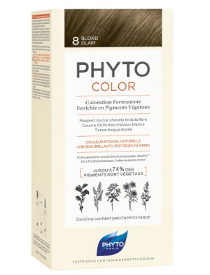 Фито, Phyto Phytocolor боя за коса 100 мл №8 Светло русо