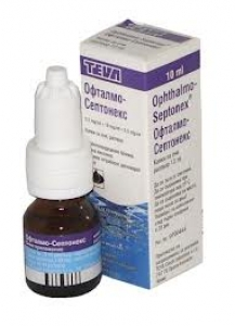 Офталмо-Септонекс / Ophtalmo-Septonex  капки за очи 10ml