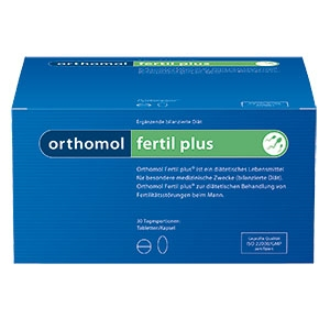 Ортомол Фертил плюс / Orthomol Fertil plus 30 дози