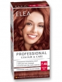Боя за коса Elea Professional colour&care № 7/46 Медно червен