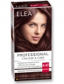 Боя за коса Elea Professional colour&care № 4/47 Кестен