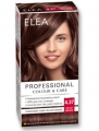 Боя за коса Elea Professional colour&care № 4/37 Кадифено кафяв