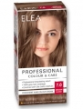 Боя за коса Elea Professional colour&care № 7/0 Средно рус